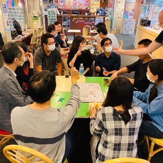 浅草でボードゲームをやろう@大人気ホステル 12月9日