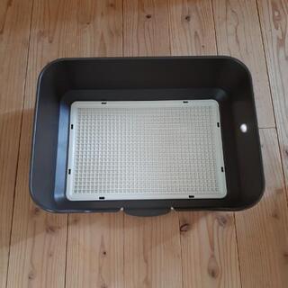 犬用のトイレ