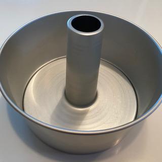アルミ シフォンケーキ型  20cm
