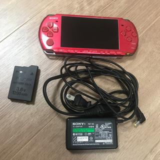 PSP 3000 メモリー他おまけ付き