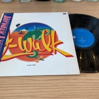 【京都市】レコード JAYWALK/J-WALK LP