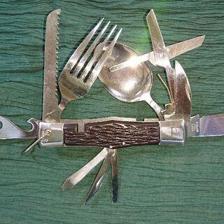 中古10徳ナイフ