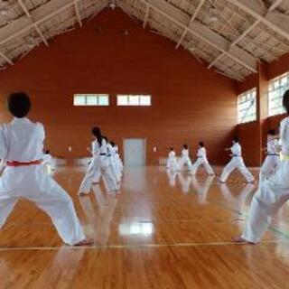 実践空手道 一心学舎