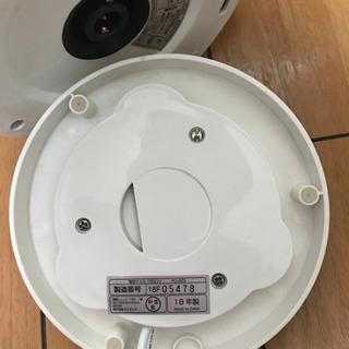 【美品】電気ケトル ラミン dretec 1.0ℓ【お渡しも可能】+小物3点無料 - 大阪市