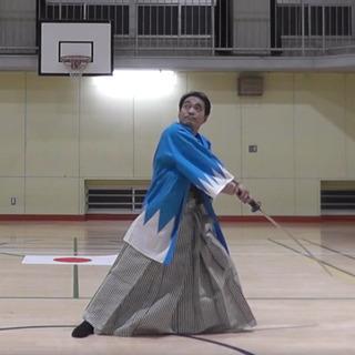 日本新舞道協会  殺陣 初心者向けクラス