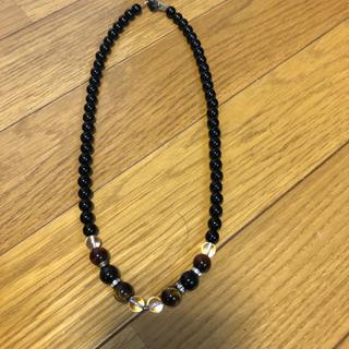 数珠のネックレス