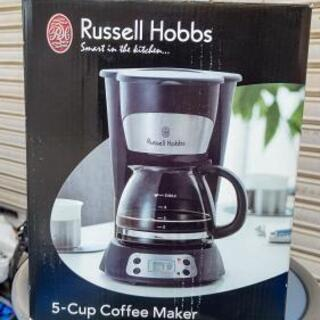 Russell Hobbs コーヒーメーカー7610JP