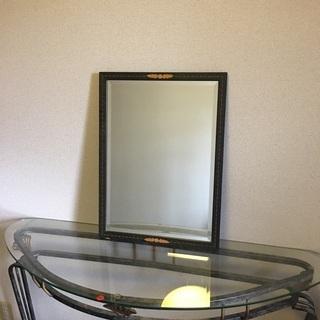 アンティークな鏡