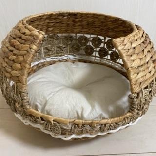 ペット用  カゴの 犬、猫ベッド