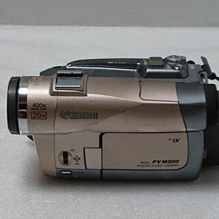 キャノン DM-FV M200