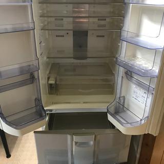 【無料引取希望】465L フレンチドア「トリプル冷却」冷蔵庫 NR-D47H2 − 栃木県
