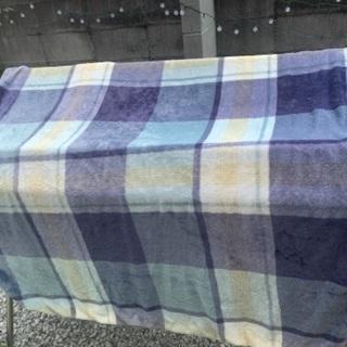 毛布掛け布団カバー