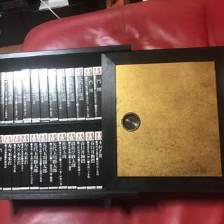 カセットテープ 浪曲名人集 24巻セット 豪華ケース付き