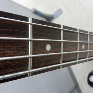 BUSKER'S(バスカーズ) エレキベース 4弦 付属品多数 初心者セット 音出し済み JBタイプ ジャズベース ベース ペイペイ対応 札幌市西区西野 - 売ります・あげます