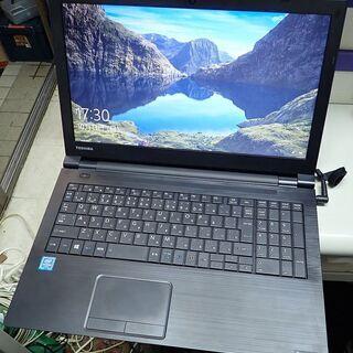 札幌 東芝 SSD 256GB ノートパソコン dynabook...