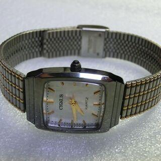 腕時計 CYGNUS レディース (電池交換済)