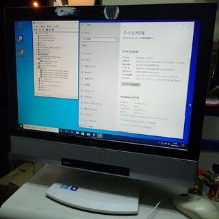 札幌 NEC 一体型パソコン PC-MK25TGFCE SSD2...