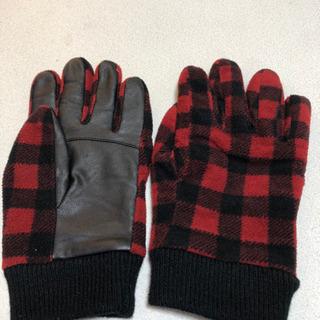 UNIQLO ヒートテック手袋 Lサイズ