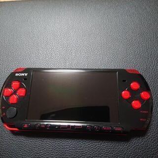 PSP本体+ソフト2本🎮️