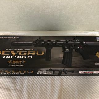 東京マルイ HK416D DEVGRUカスタム