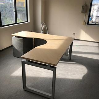 事務所机、椅子など多数、差し上げます!の画像