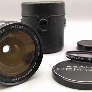 PENTAX Super-Takumar 28mm F3.5 M...