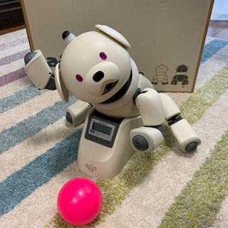 癒し犬型ロボット アイボ ERS-311 現在不動。