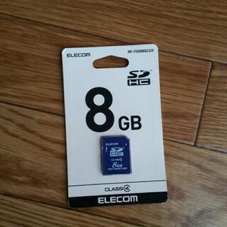 メモリーカード未使用品です。