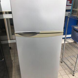 118L冷蔵庫 SHARP SJ-H12W 2014年製