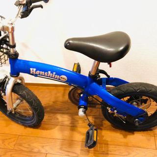 ヘンシンバイク (ブルー)