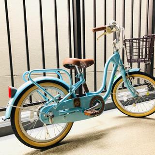 16型 幼児用自転車 フロートミックス(ライトブルー)