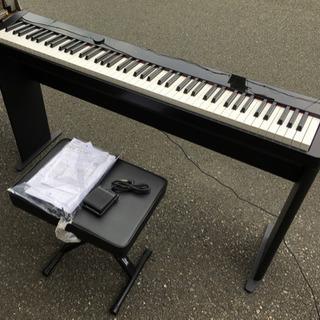 2019年製、取説付き!カシオ 電子ピアノ 88鍵盤 プリヴィア...