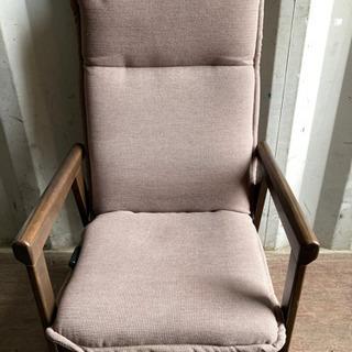 1012-4 1人がけ 座椅子ソファー 肘掛付き リクライニング