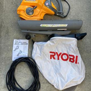 RYOBI ブロワバキューム RESV-1000