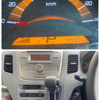 低走行4万キロ スズキ ワゴンR  21年式 車検令和4年2月23日 - スズキ