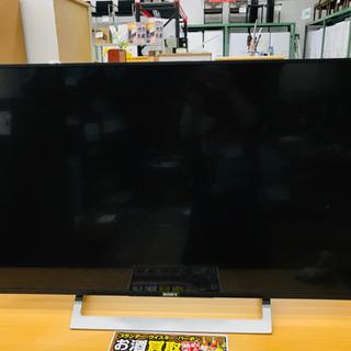 〈〉美品!SONY 17年式 49型 液晶テレビ KJ-49X8...