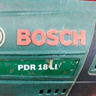 ボッシュ PDR18LI インパクトドライバー【リライズ野田愛宕店】【中古】管理番号:2400010110993 - 売ります・あげます
