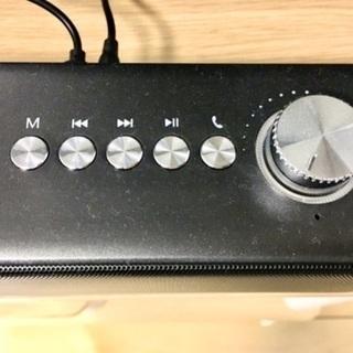 Bluetoothスピーカー1000円 - 家電