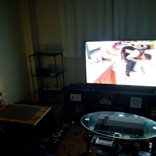 最終値下げです 4K対応美品の50型TV - 刈谷市