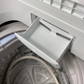 ☆取付・送料無料☆Haier 全自動洗濯機 縦型 5kg  JW-K50FE-W - 売ります・あげます
