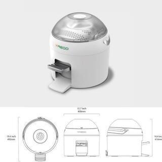 【2020最新】足踏みペダル式洗濯機Drumi(ドルーミー)災害の備えや節約に♫ - 売ります・あげます