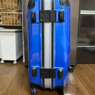 【取引中】スーツケース  青  - 小金井市