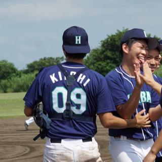 野球やりましょう😁