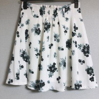 トップスとスカート
