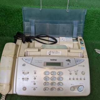 電話付FAX(引取限定)