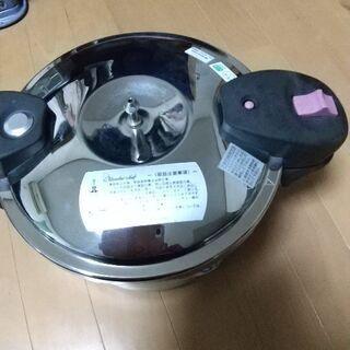 圧力鍋IH対応 未使用