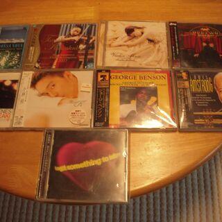 音楽CDいろいろ 9枚