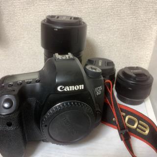 Canon EOS 6D ボディ+3点レンズセット!!!