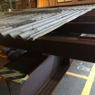 新潟駅屋根の解体 夜勤 3時間程度の時間で・・・ 日給8…