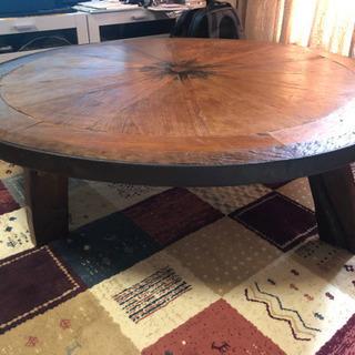 ビンテージローテーブル